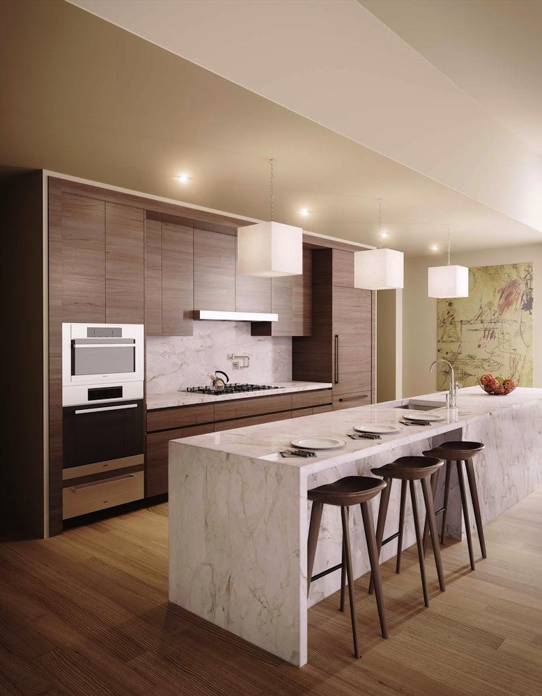 215 Sullivan kitchen