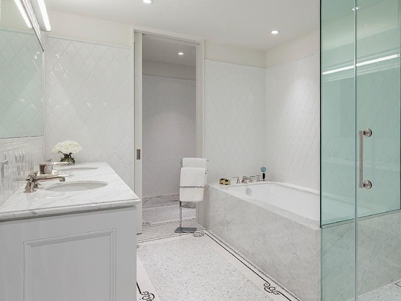22 Central Park South bathroom