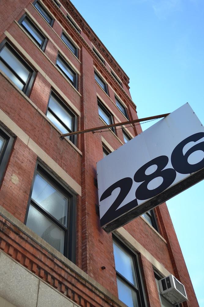 286 Spring facade