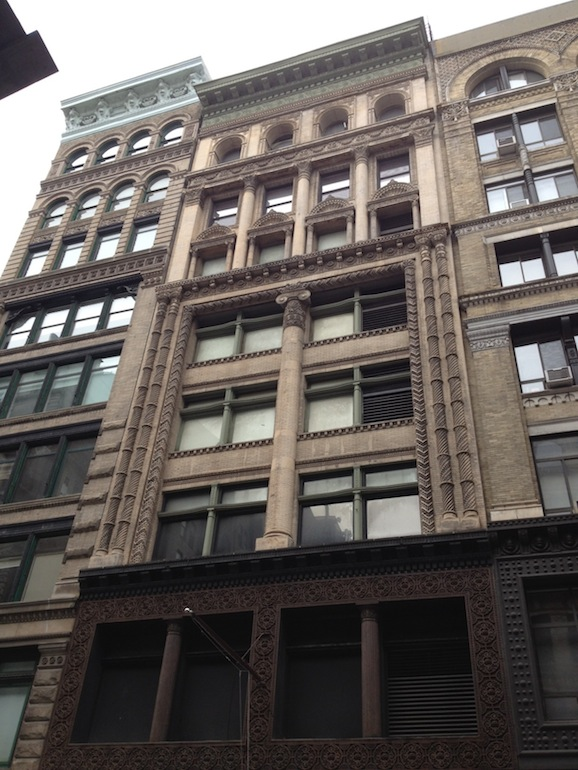 37 east 12th front