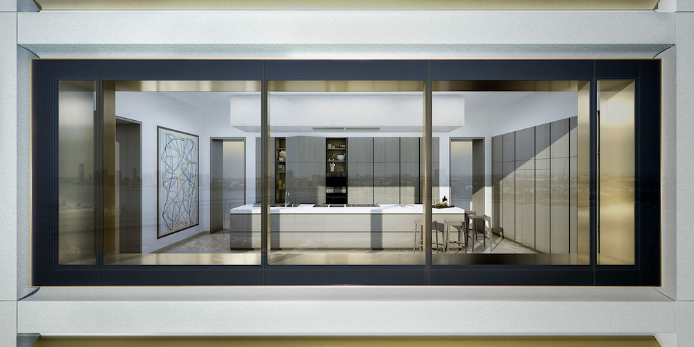 551 West 21st Street penthouse