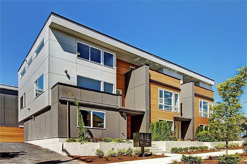 Fremont Townhomes Seattle