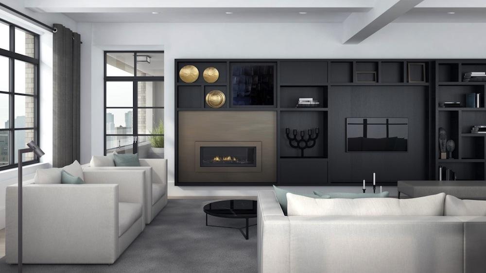 Huys Penthouse 17A