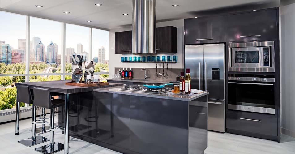 Lido Bauhaus kitchen