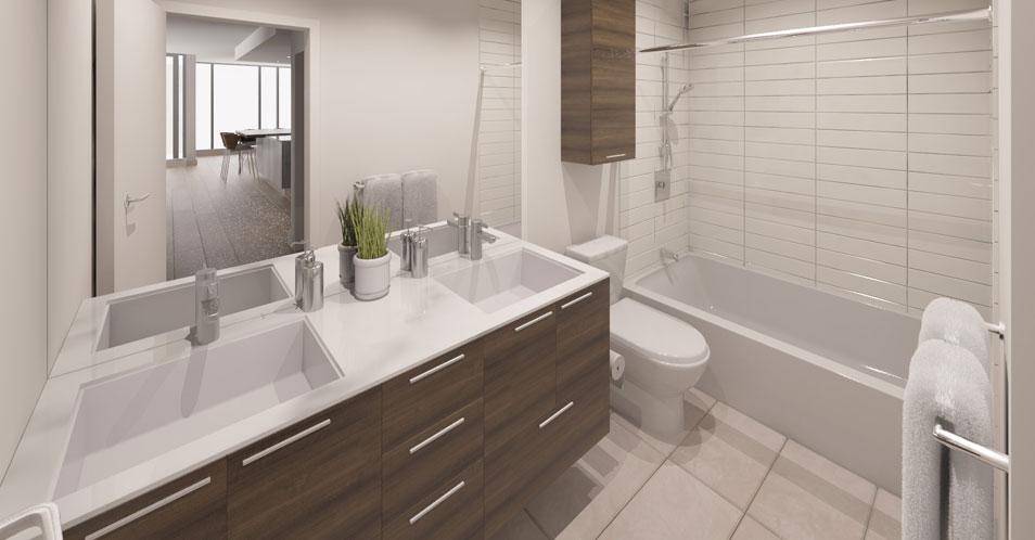 Lido classic bathroom