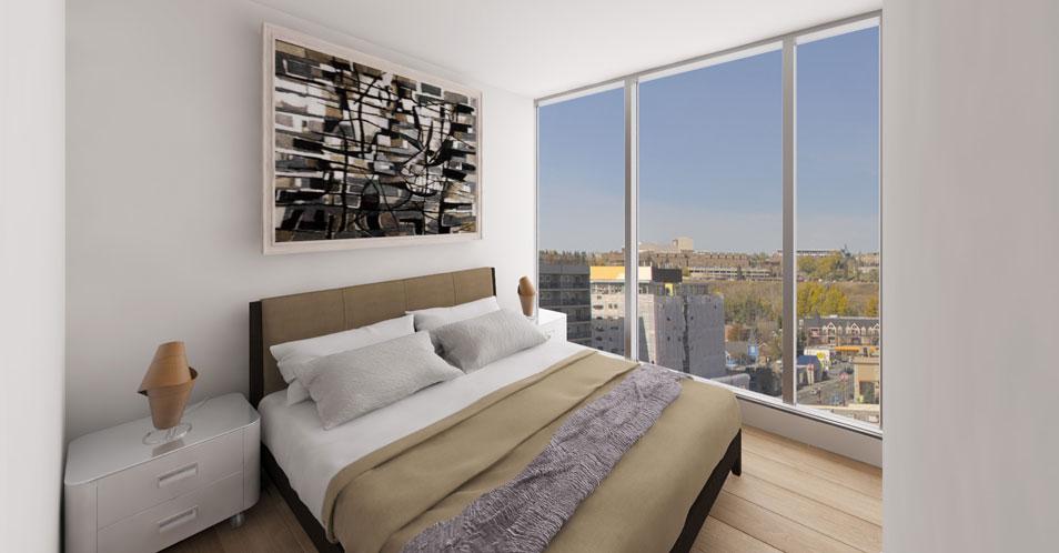 Lido classic bedroom