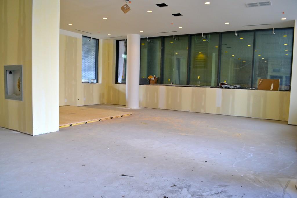 NY2 Condos fitness room