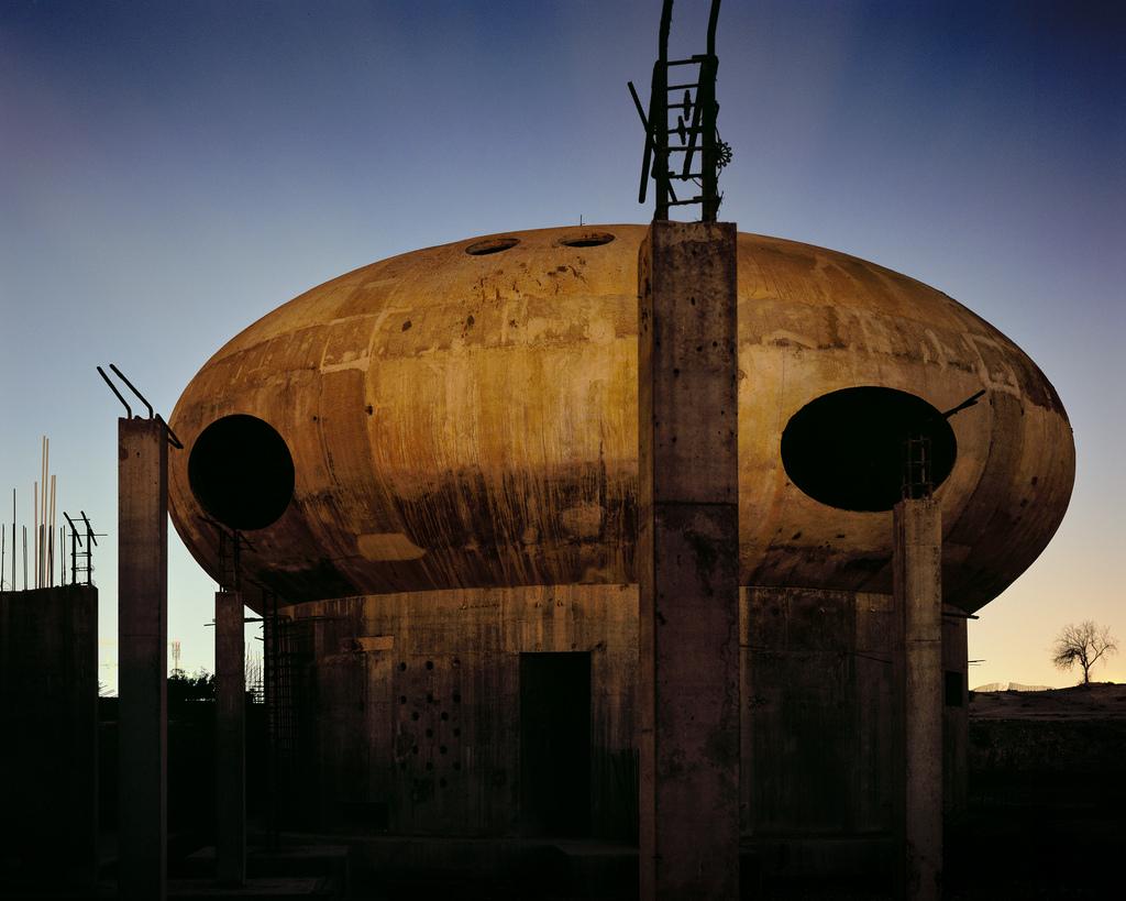 UFO House Doha