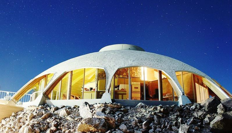 Tremendous 10 Homes That Look Like Ufos Download Free Architecture Designs Xerocsunscenecom