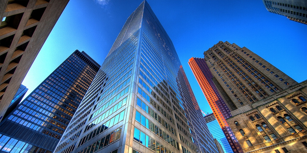 World's most expensive office space