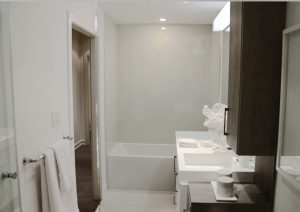 bathroom garrison