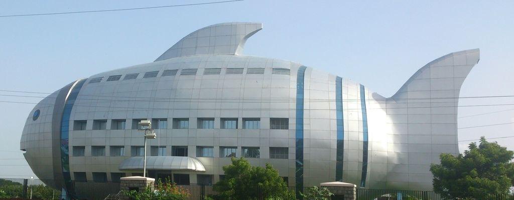 fish building india