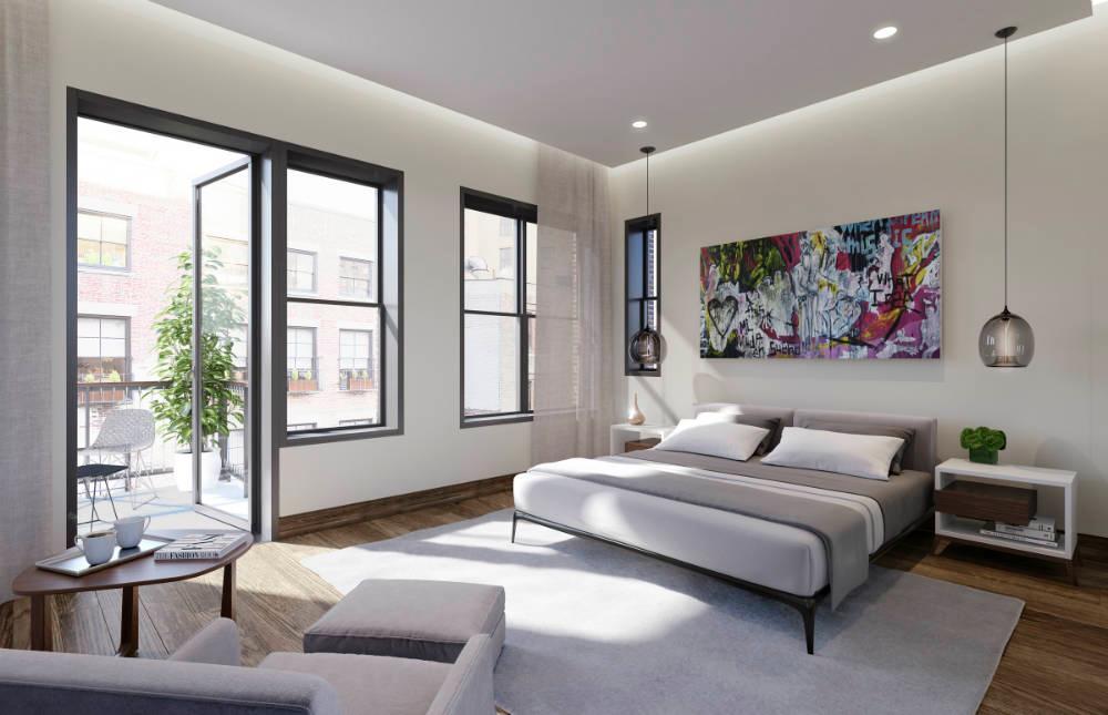 15 leonard bedroom