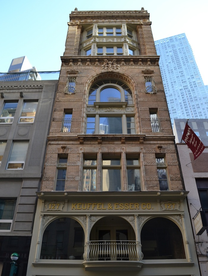 42 Ann Street facade