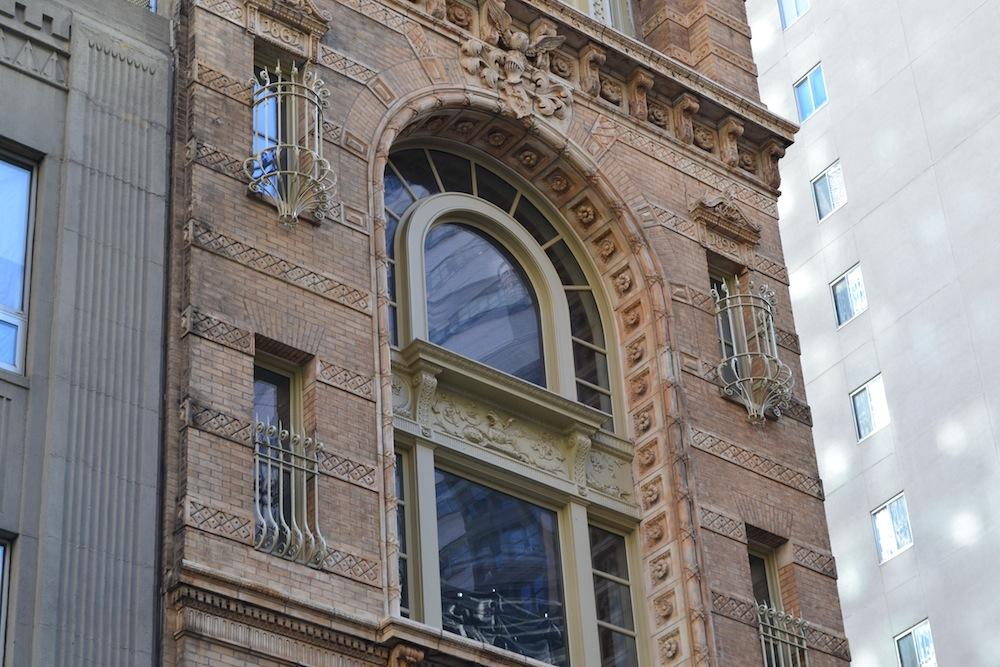 42 Ann Street mid facade