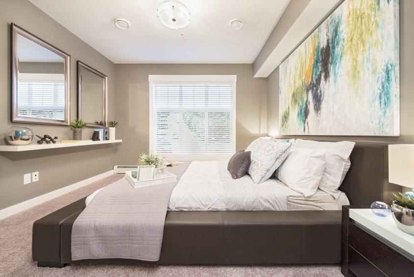 51 oak bedroom