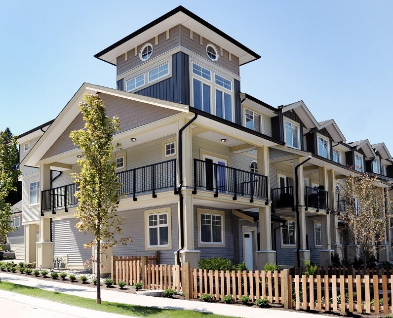 Fusion surrey townhomes