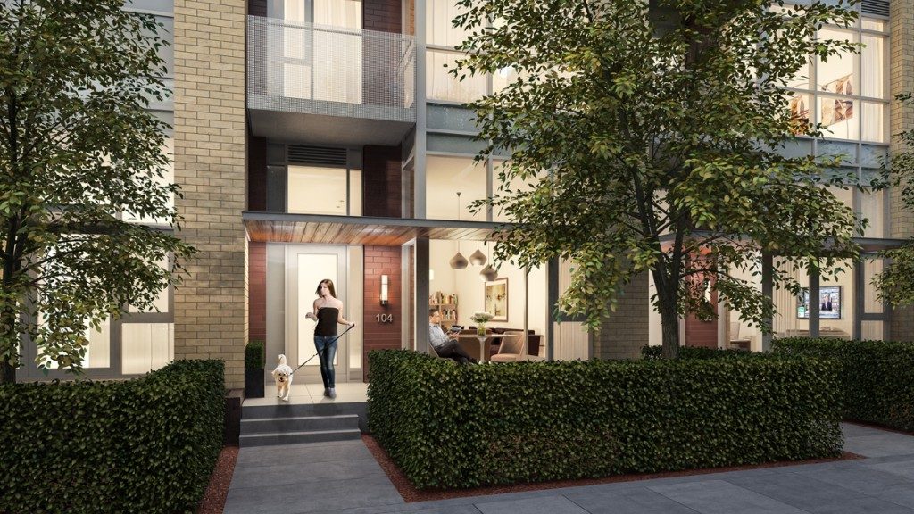 Parkside Collection Rendering
