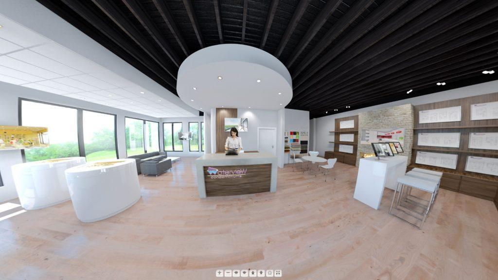 Waterview Sales Center (2)