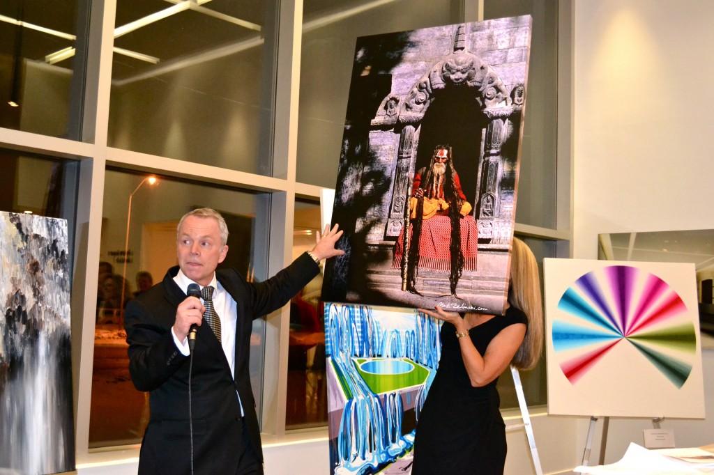 adi development art auction