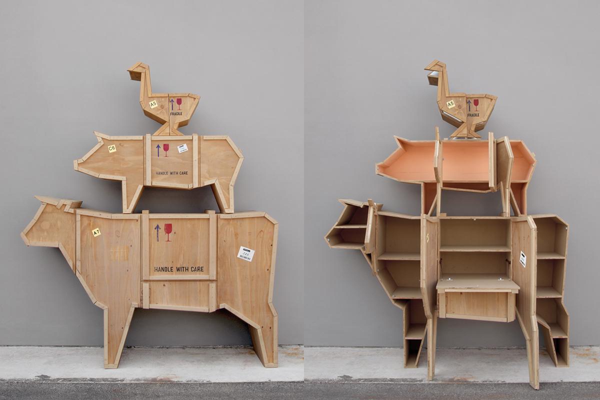 animal cupboard