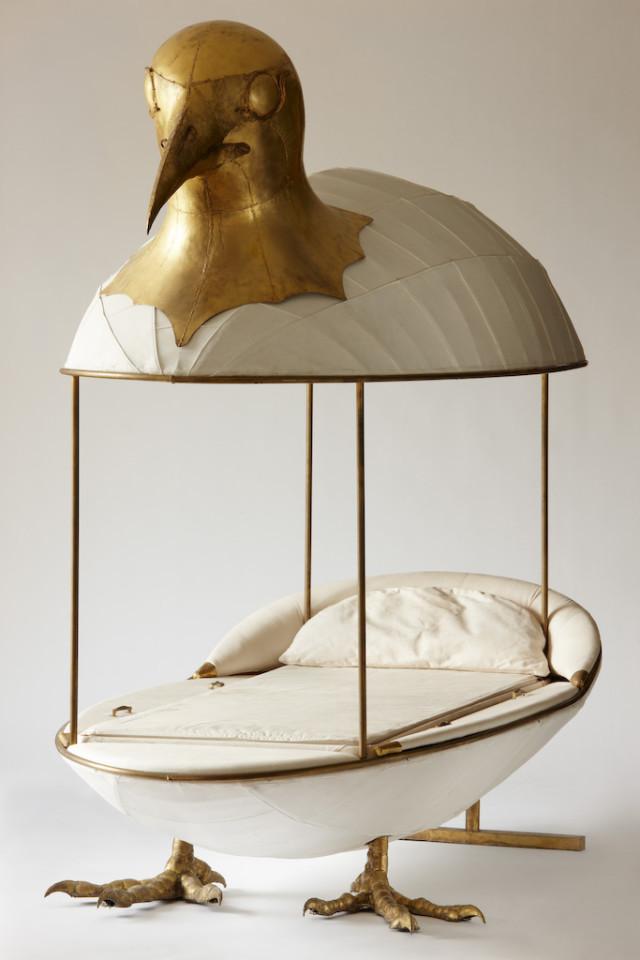 bird bed
