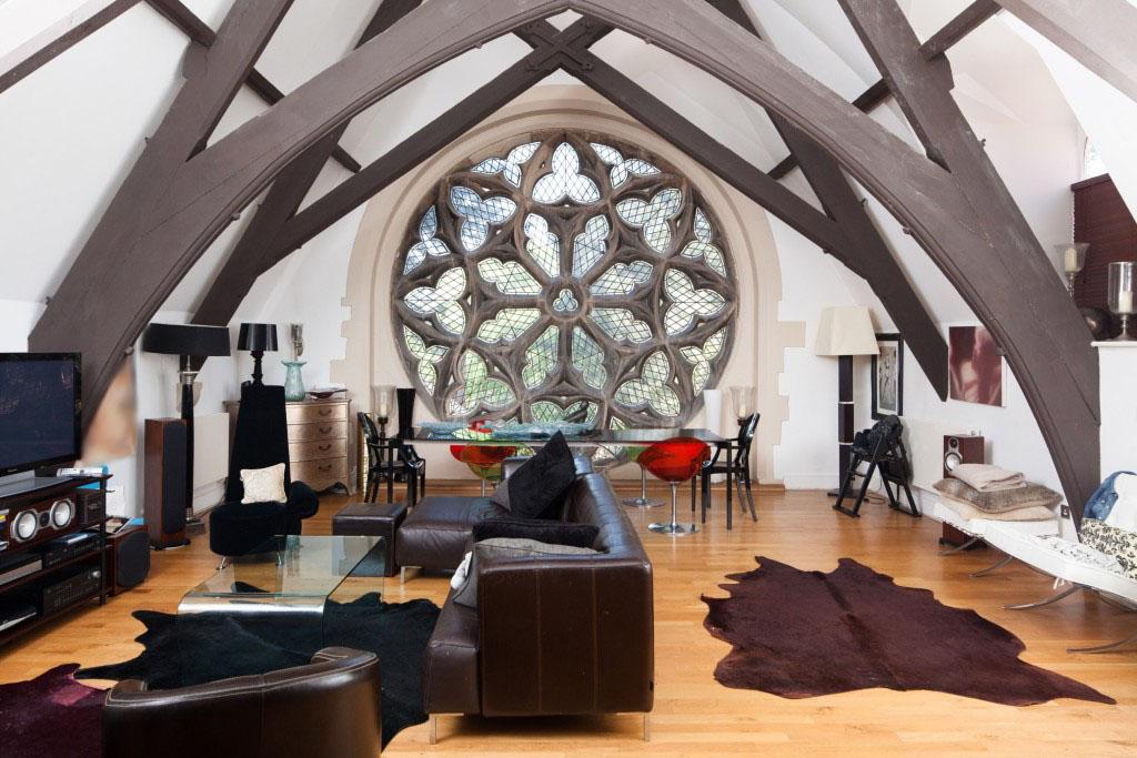 church loft conversions