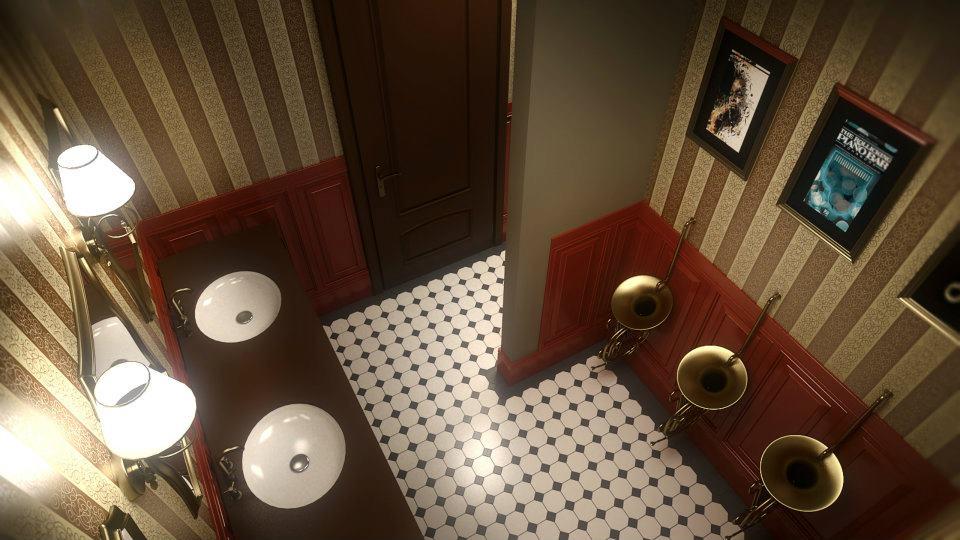 horn urinals