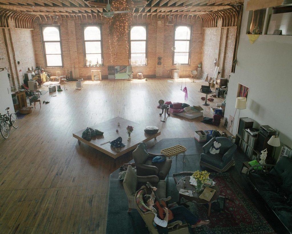 huge loft
