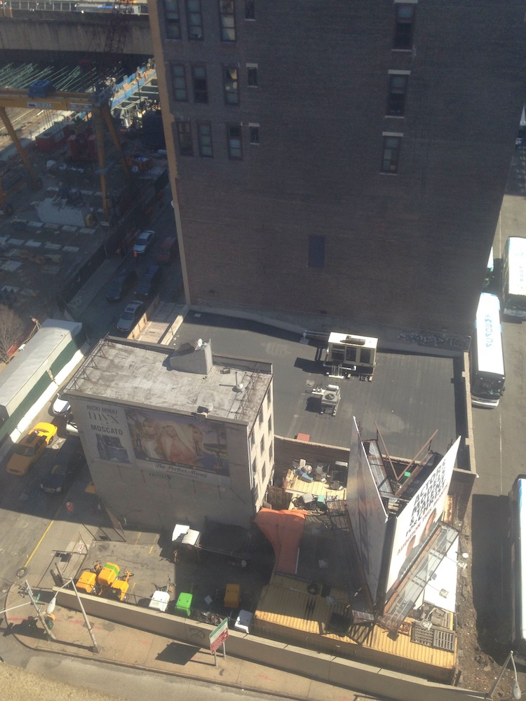 432 west 31st aerial shot
