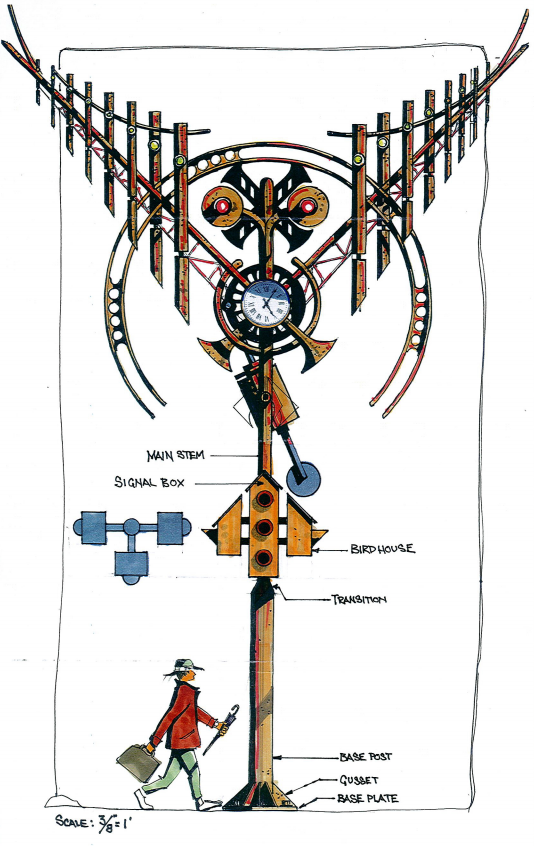 spirit clock image