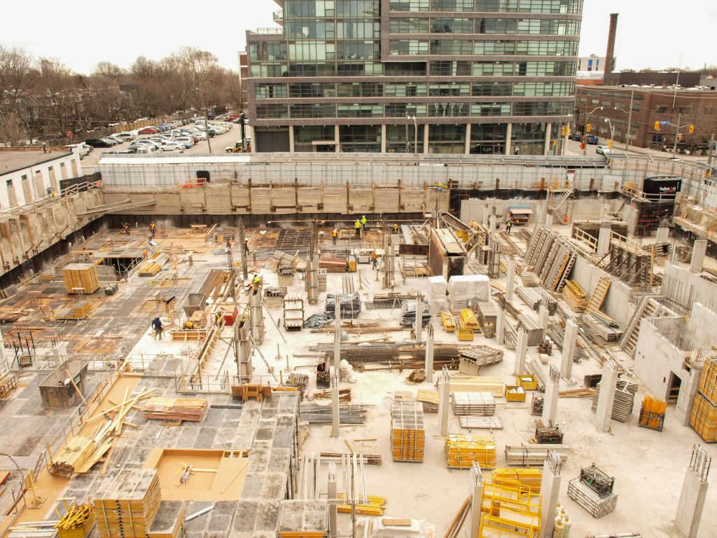 the carlaw construction
