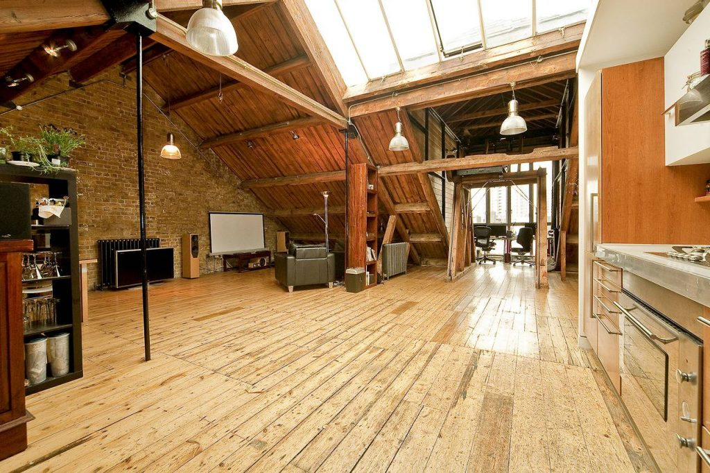 warehouse loft