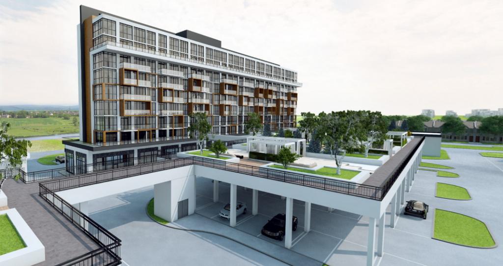 waterview condos rendering