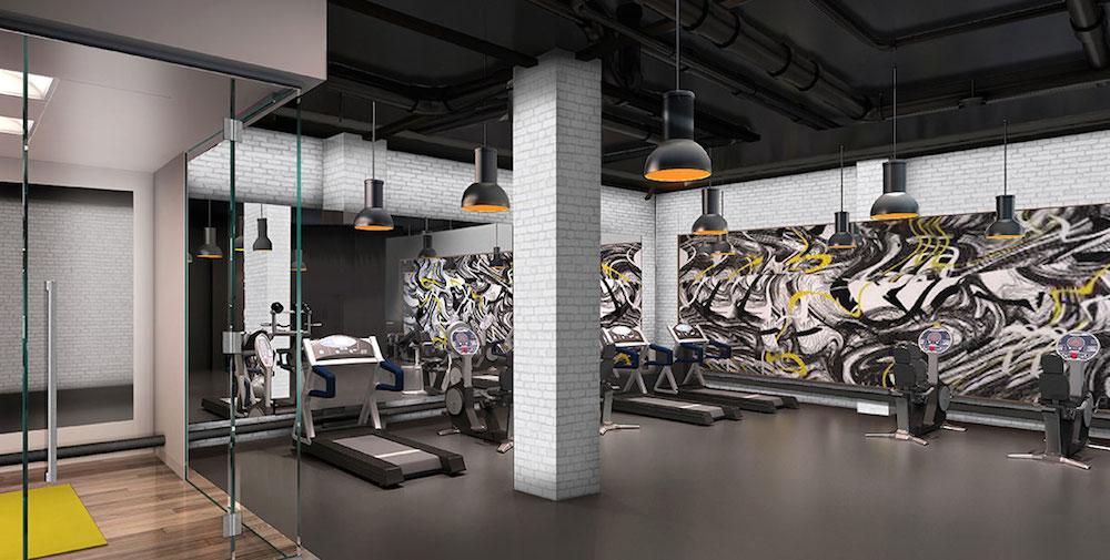 1080 Amsterdam gym