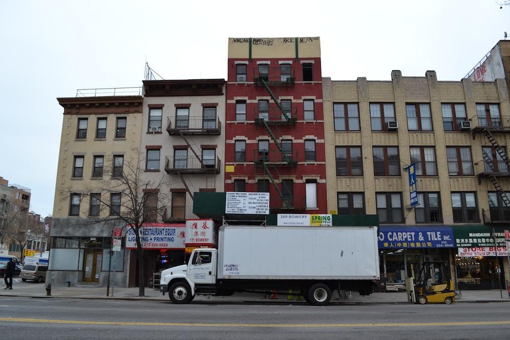169 Bowery