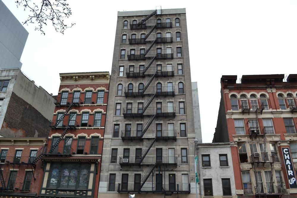 225 Bowery