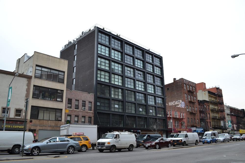 250 Bowery