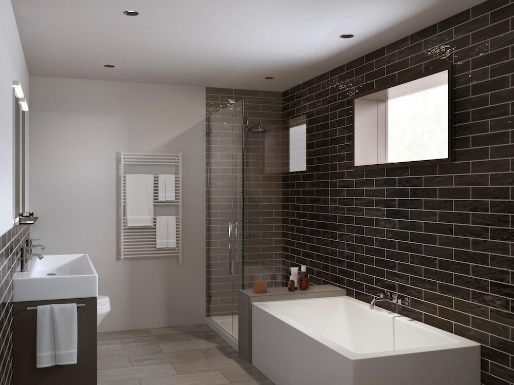 440 Atlantic bathroom