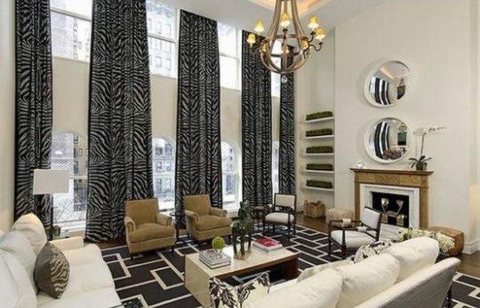 807 Park living room