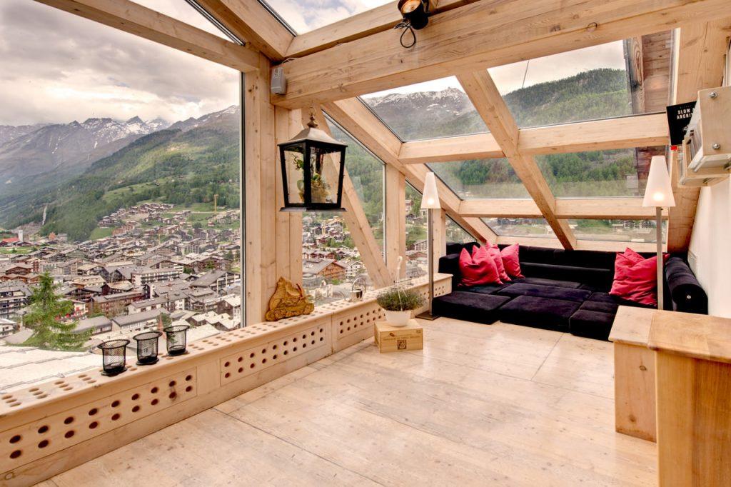 The Heinz Julen Penthouse