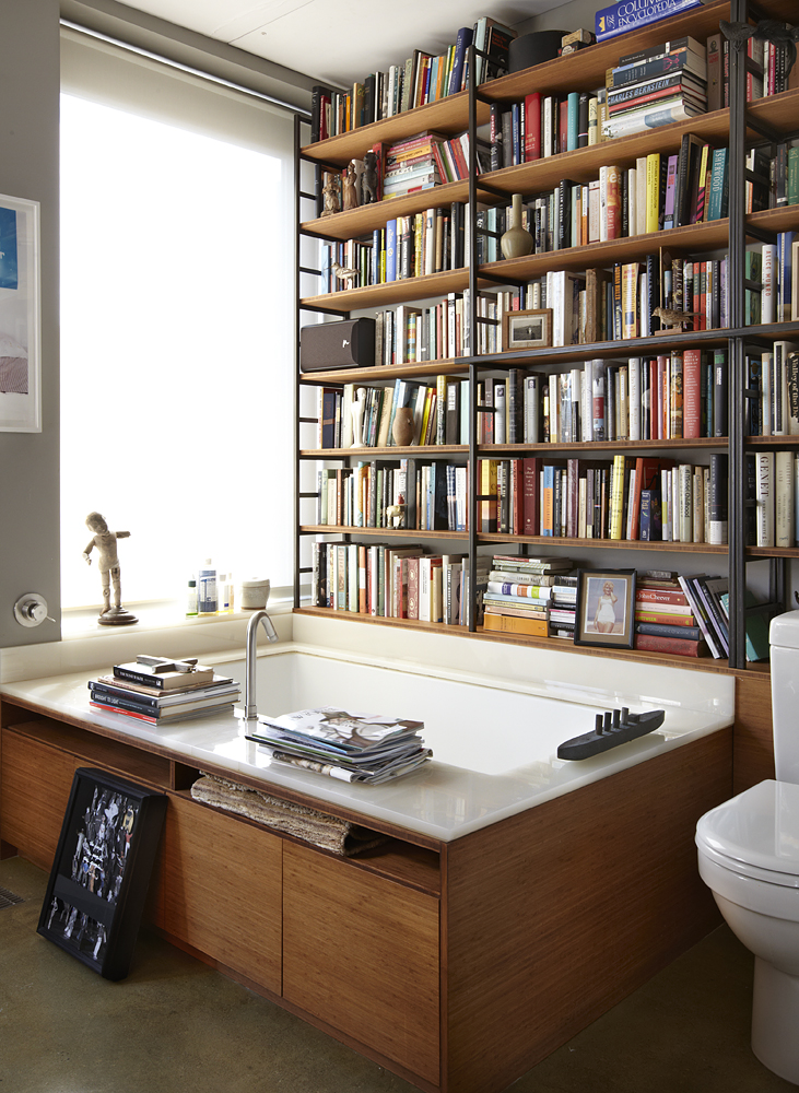 bathtub library