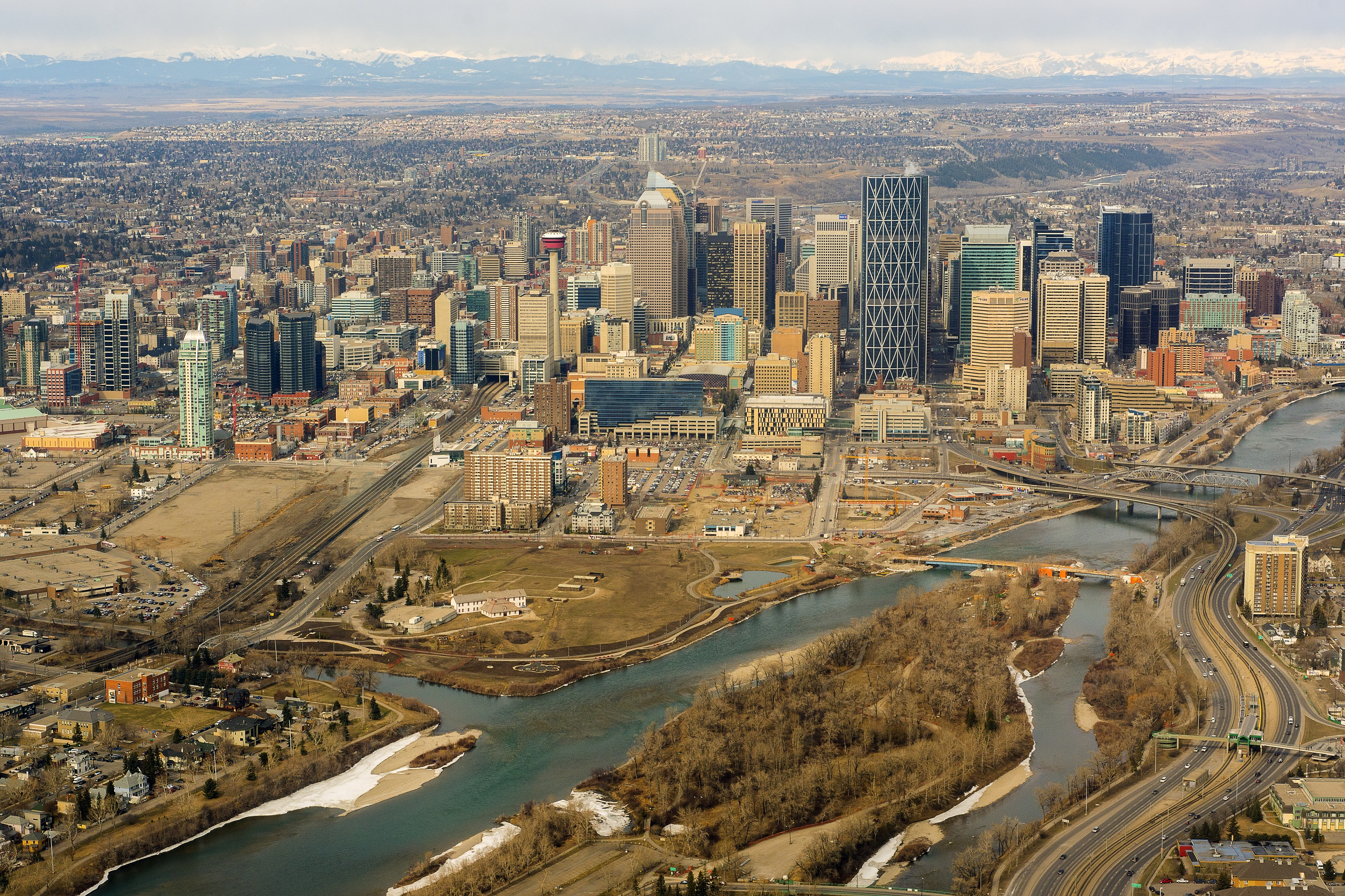 Calgary Aerial Buzzbuzzhome News