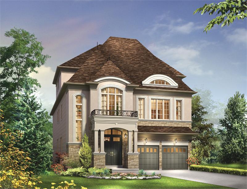 oakford exterior rendering