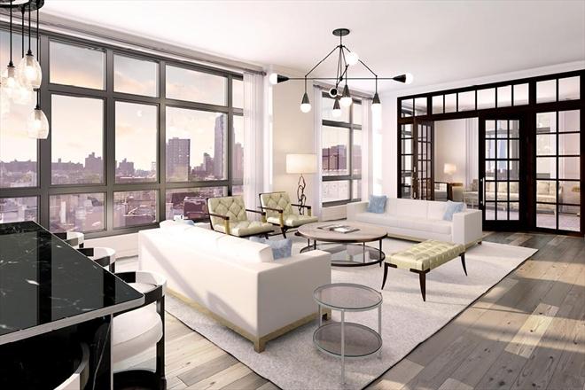 199 Mott 3br living room