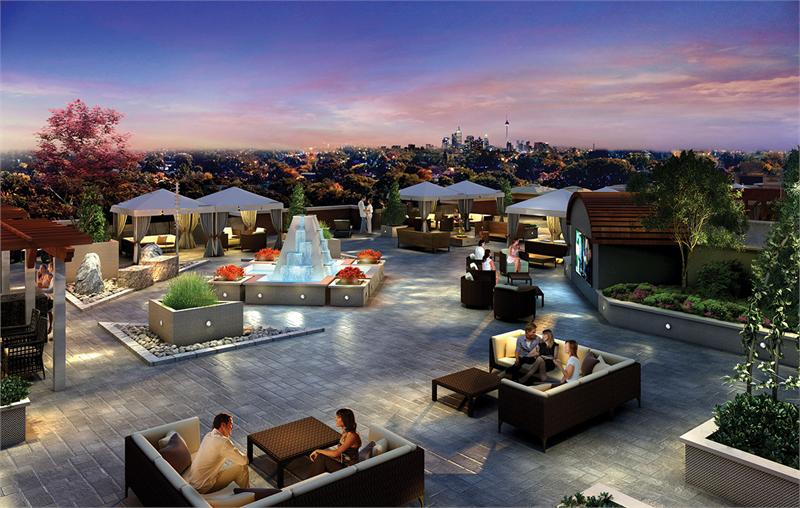perspective2condos_rooftopterracerendering