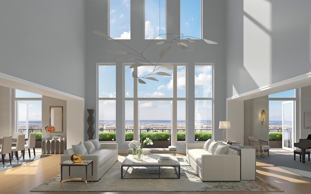 30 Park Place duplex penthouse