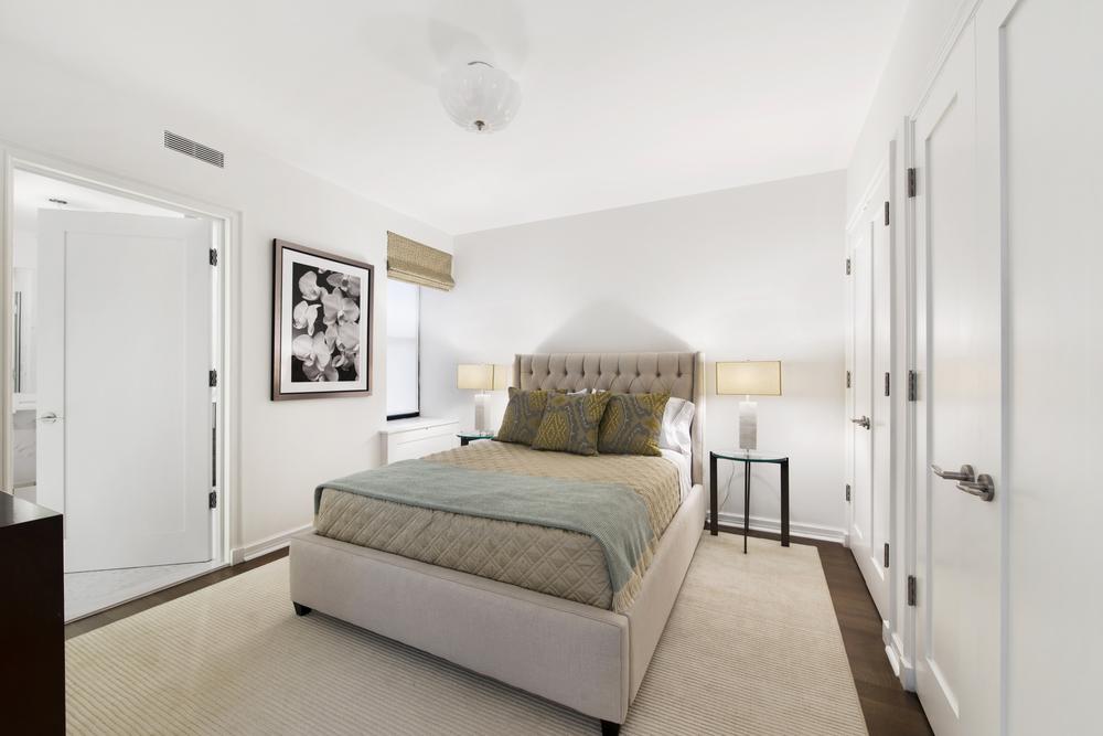 478 Central Park West bedroom