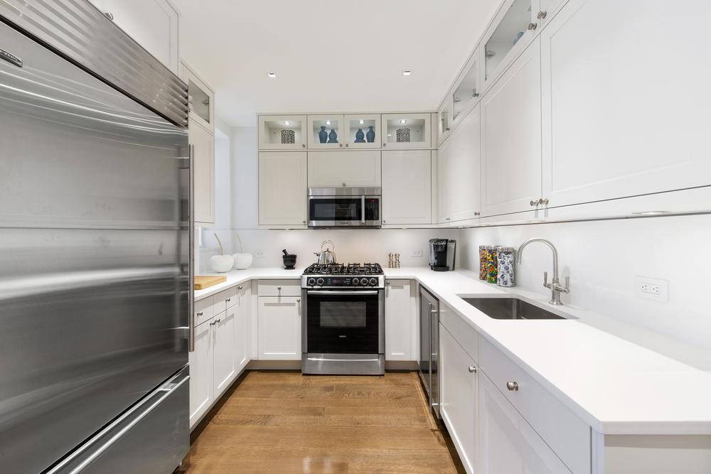 478 Central Park West kitchen