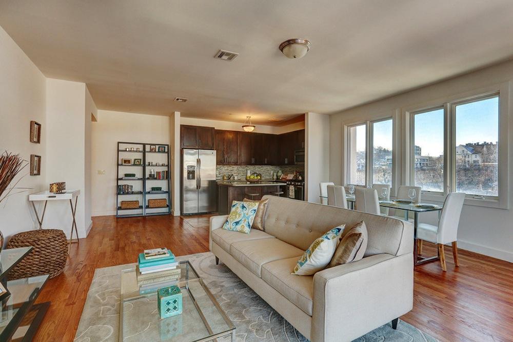 Accolade living room sofa
